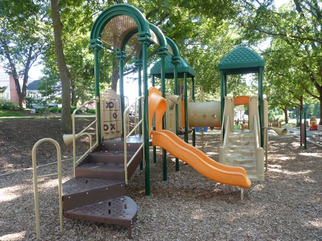 History of Playground Design